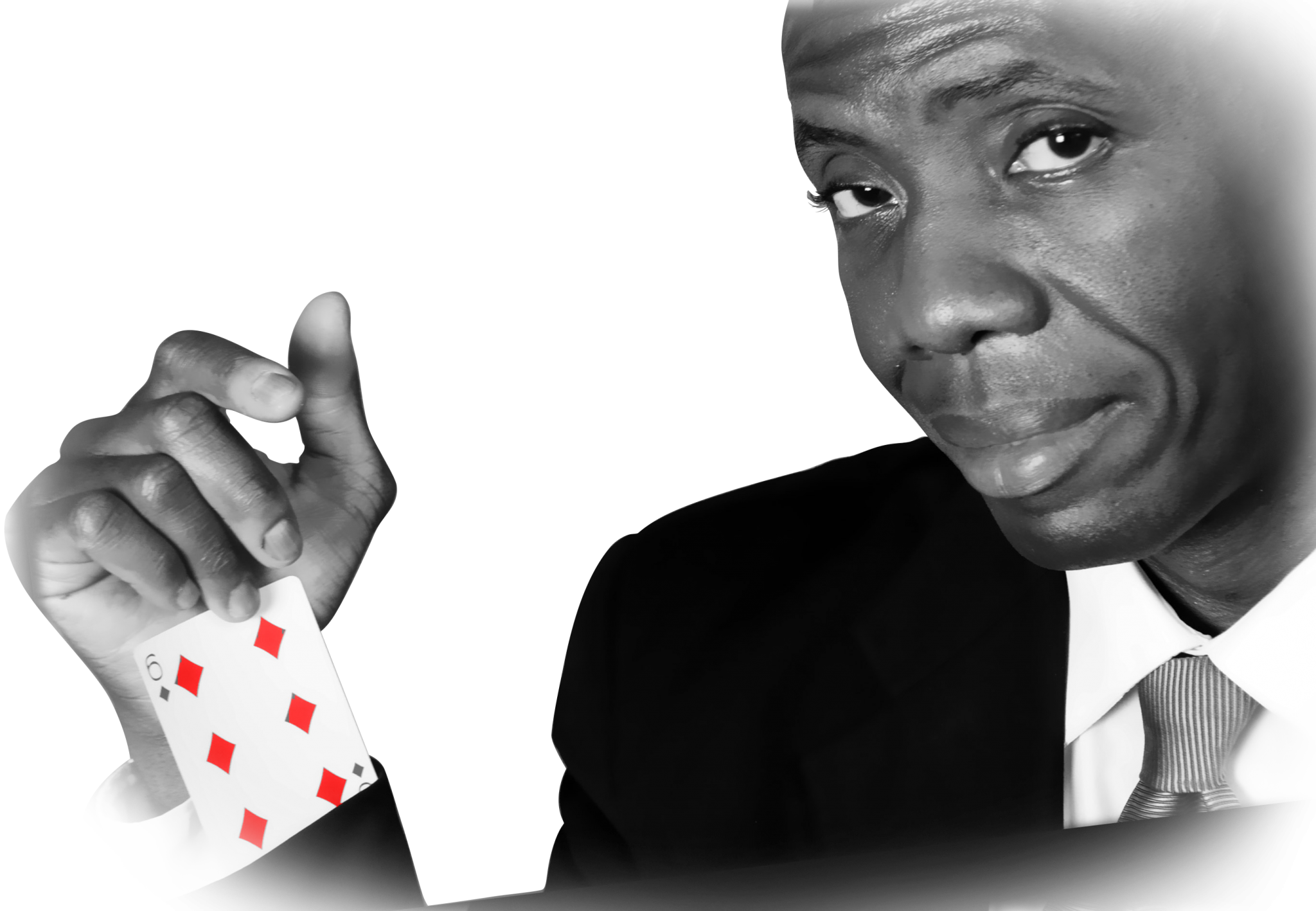 Baltimore Magician Anthony Ware